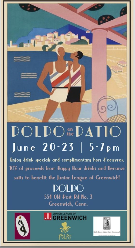 Polpo Event with times